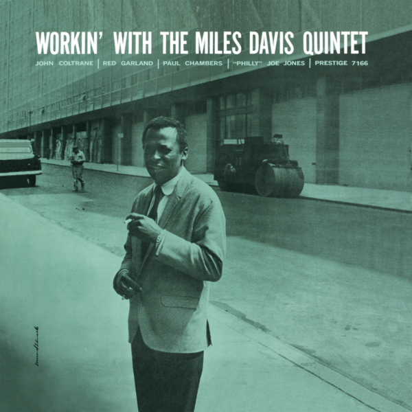 Miles Davis – Workin' With The Miles Davis Quintet (1959/2016) [Pono FLAC 24/192]