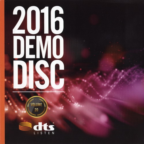 DTS Demo Disc Vol. 20 (2016) Blu-ray 1080p AVC DTS-HD MA 7.1