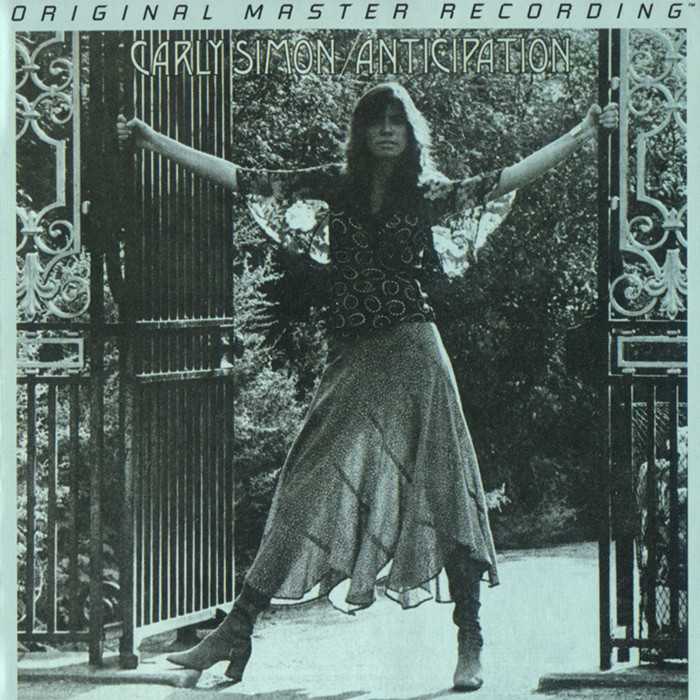 Carly Simon – Anticipation (1971) [MFSL 2016] PS3 ISO + Hi-Res FLAC