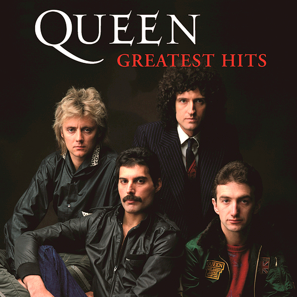 Queen – Greatest Hits (1981/2014/2016) [Official Digital Download 24bit/96kHz]