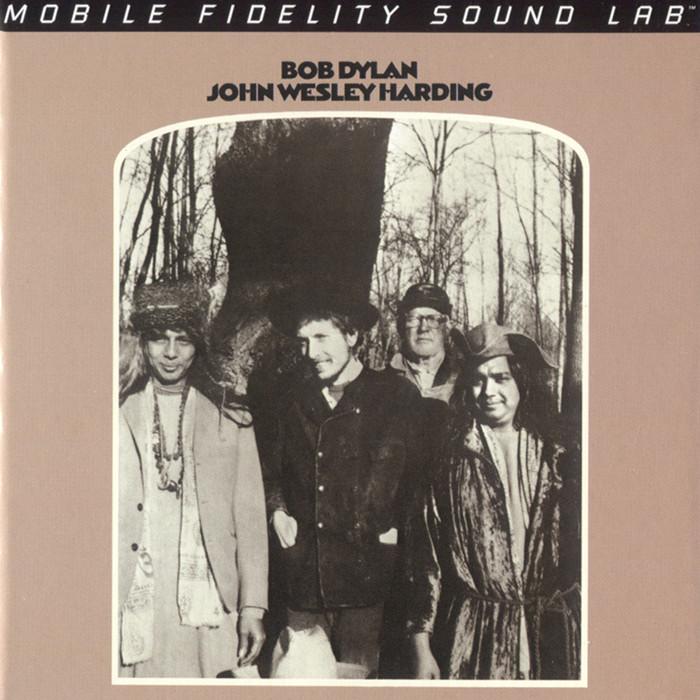 Bob Dylan – John Wesley Harding (1967) [MFSL 2016] {PS3 ISO + FLAC}