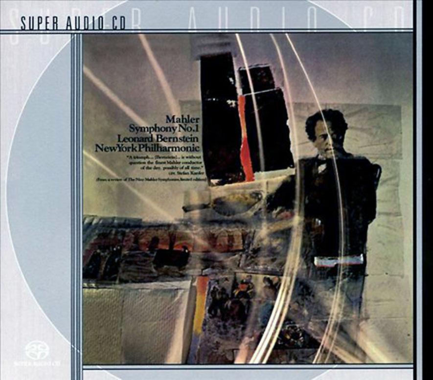 Mahler: Symphony No. 1 – Bernstein, NYPO (2007) [2.0 & 5.1] {PS3 ISO + FLAC}