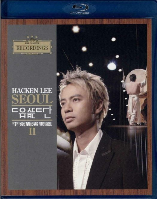 Hacken Lee Seoul Concert Hall Vol 2 (2006) BluRay 1080p 2Audio DTS-HD MA 5.1 Flac x264-beAst 李克勤演奏厅Ⅱ