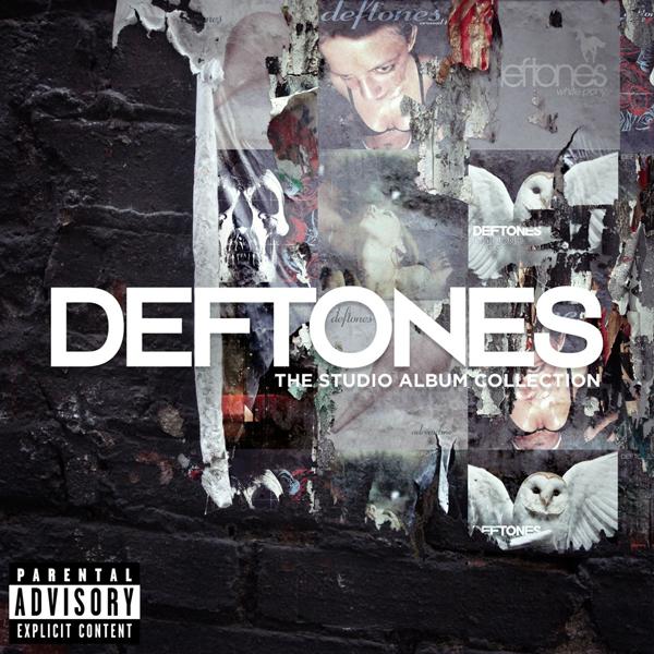 Deftones – The Studio Albums Collection 1995-2016 (2016) [HDTracks FLAC 24bit/96kHz]