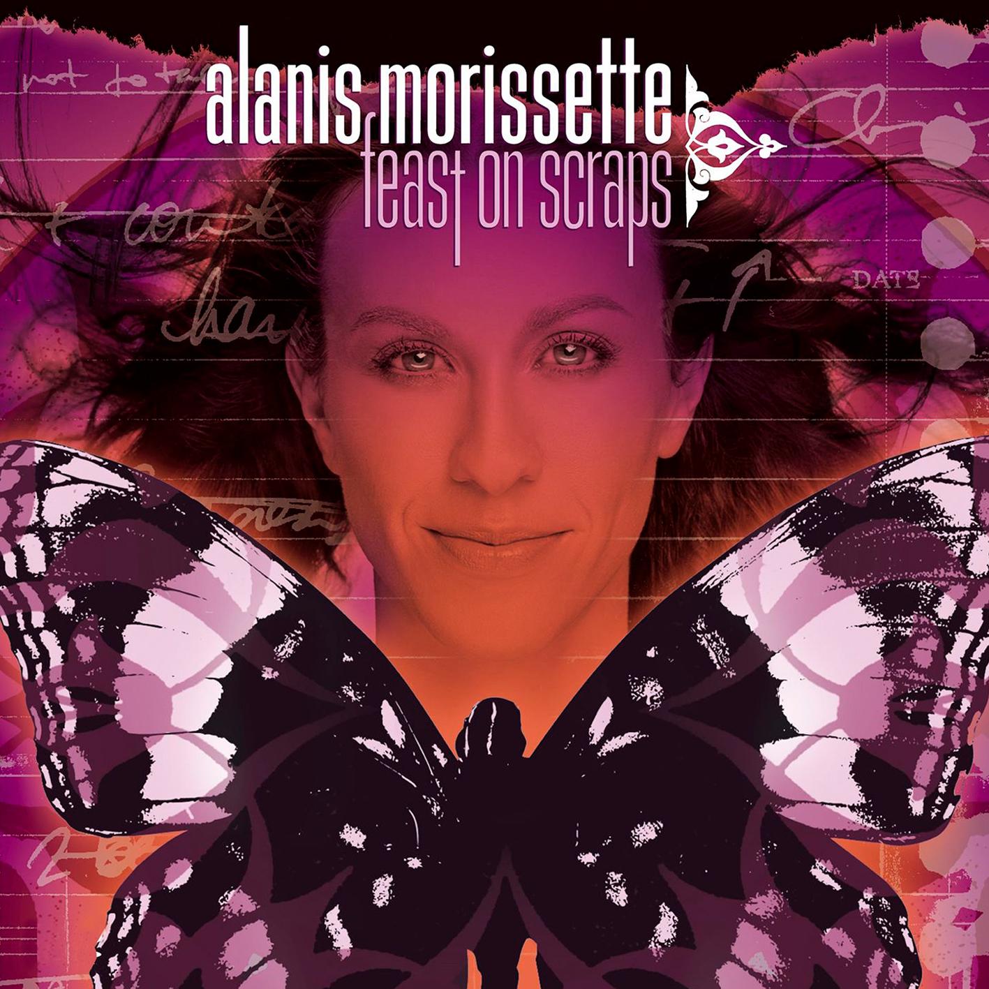 Alanis Morissette – Feast On Scraps (2002/2015) [HDTracks 24-96]