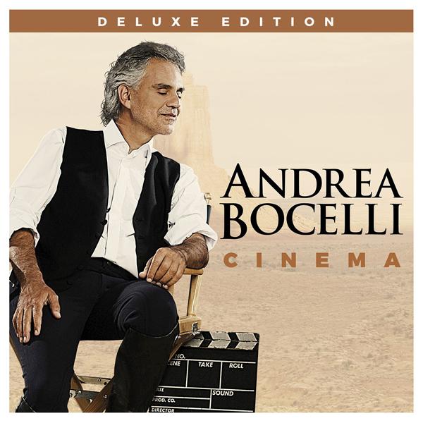 Andrea Bocelli – Cinema (2015) [HDTracks 24-96]