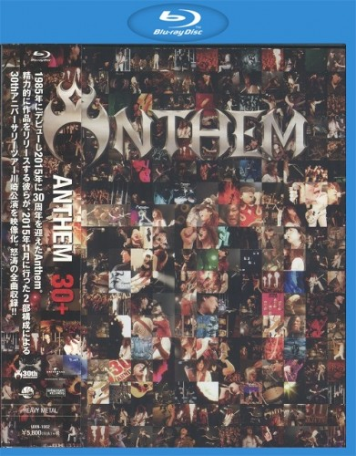 ANTHEM – 30+ (2016) Blu-ray 1080p AVC LPCM 2.0