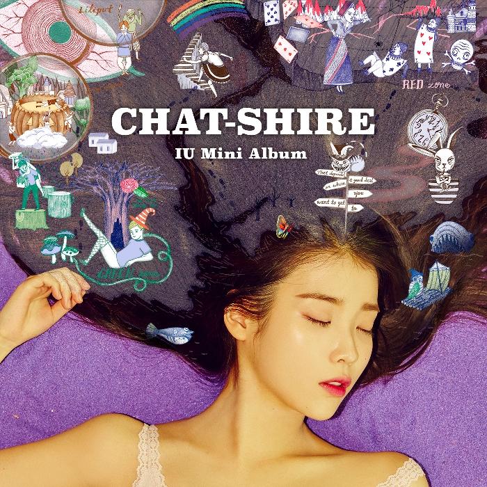 IU – CHAT-SHIRE [MQS FLAC 24bit/48khz]