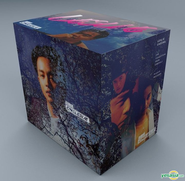 張國榮 (Leslie Cheung) – 張國榮Cineleslie SACD Collection Box Set (Limited Edition) 10xSACD ISO