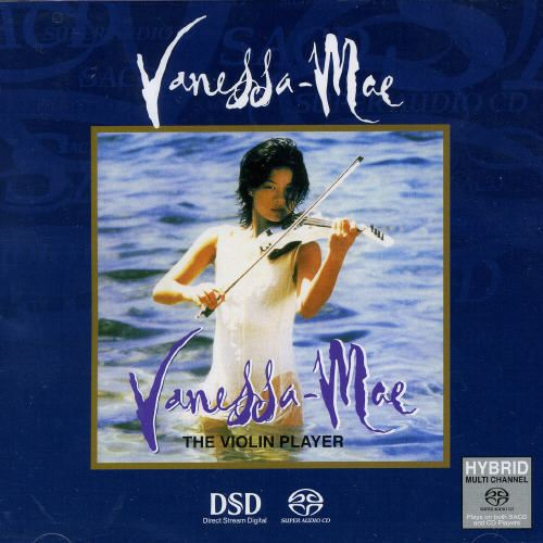 Vanessa-Mae: The Violin Player [陈美 – 小提琴神话] (1995/2004) SACD ISO