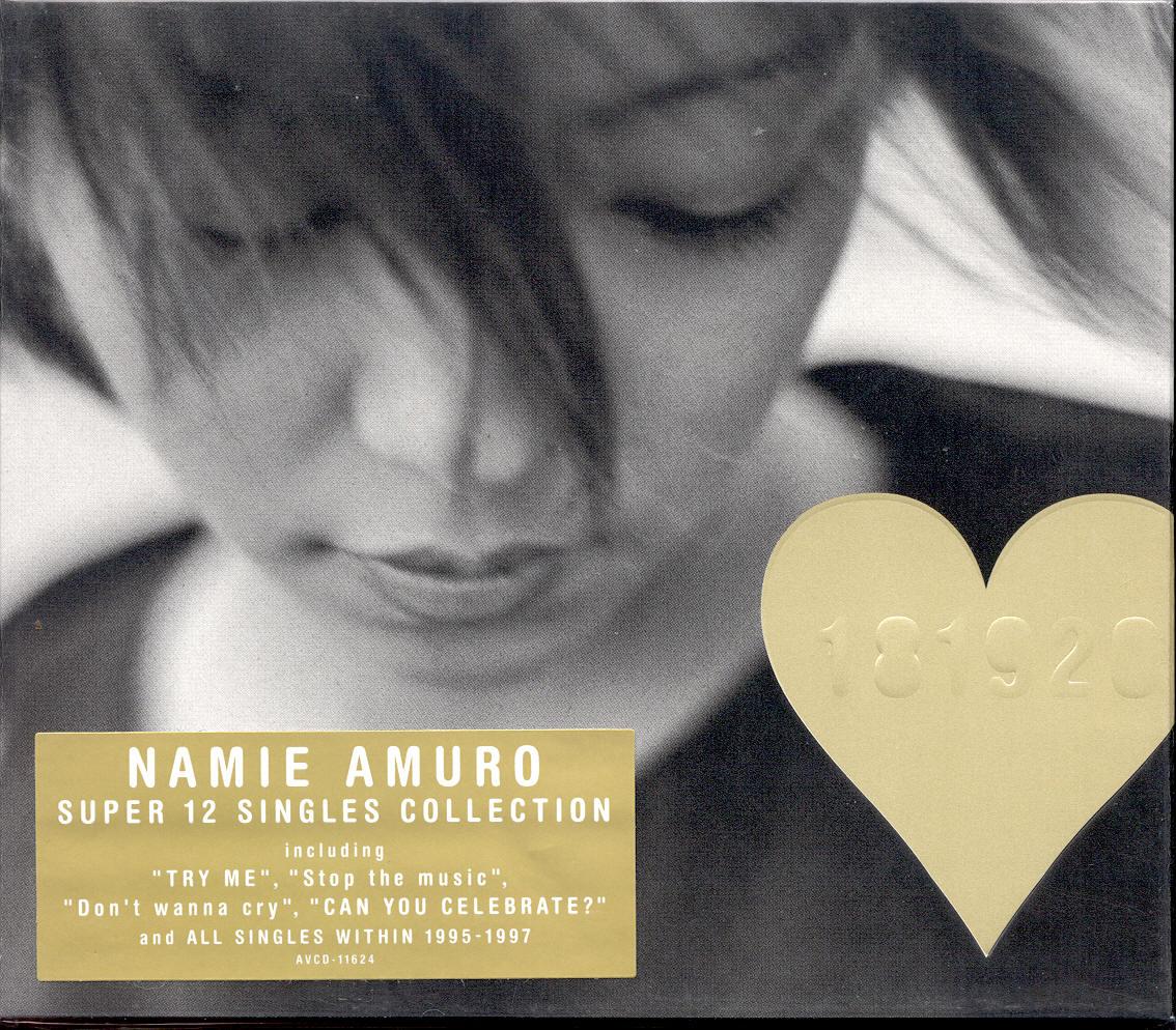 安室奈美惠 (Namie Amuro) – 181920 [DVD-Audio to FLAC 24bit/96kHz]