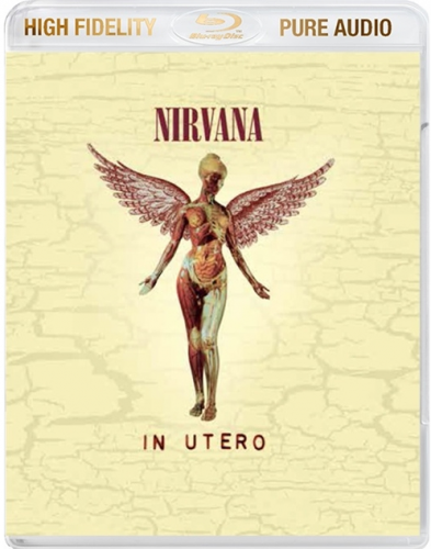 Nirvana – In Utero (1993/2013) [Blu-Ray Pure Audio Disc]