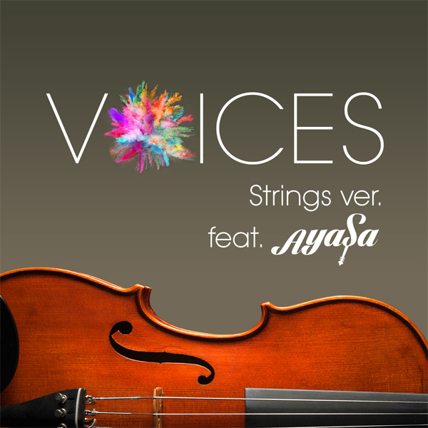 Xperia – VOICES Strings ver. ~featuring Ayasa [Mora FLAC 24bit/96kHz]
