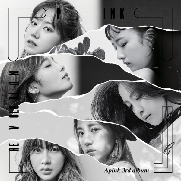 Apink – Pink Revolution (2016) [FLAC 24bit/44,1kHz]