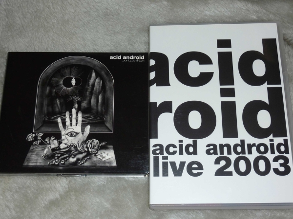 acid android – acid android live 2003 [DVD to FLAC 24bit/48kHz]