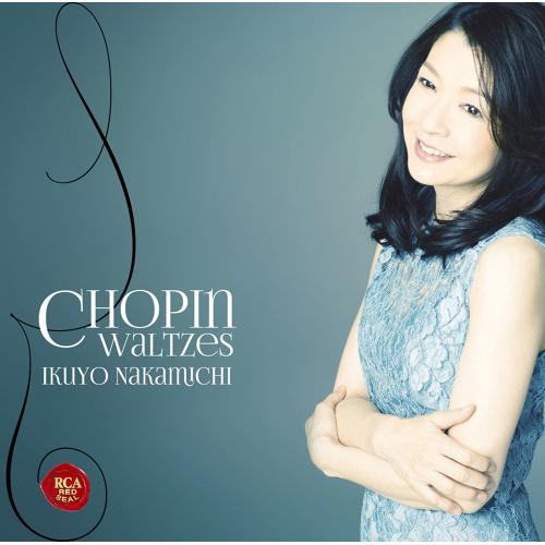 仲道郁代 (Ikuyo Nakamichi) – Chopin: Waltzes [Mora DSD DSF1bit/2.8MHz]