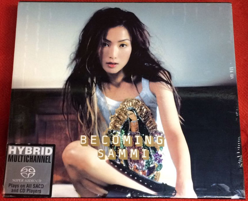 鄭秀文 (Sammi Cheng) – Becoming Sammi  (2003) SACD DSF
