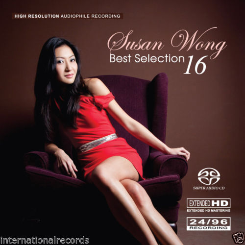 Susan Wong (黄翠姗) – Best Selection 16 (2011) SACD ISO