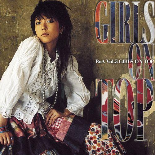 보아 (BoA) – Girls On Top (2005) [MQS FLAC 24bit/96kHz]