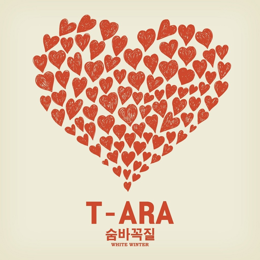 T-ARA – WHITE WINTER (2013) [MQS FLAC 24bit/96kHz]
