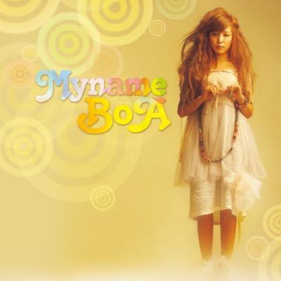 보아 (BoA) – My Name (2004) [MQS FLAC 24bit/96kHz]