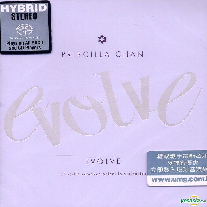 陳慧嫻 (Priscilla Chan) – Evolve (2015) SACD ISO