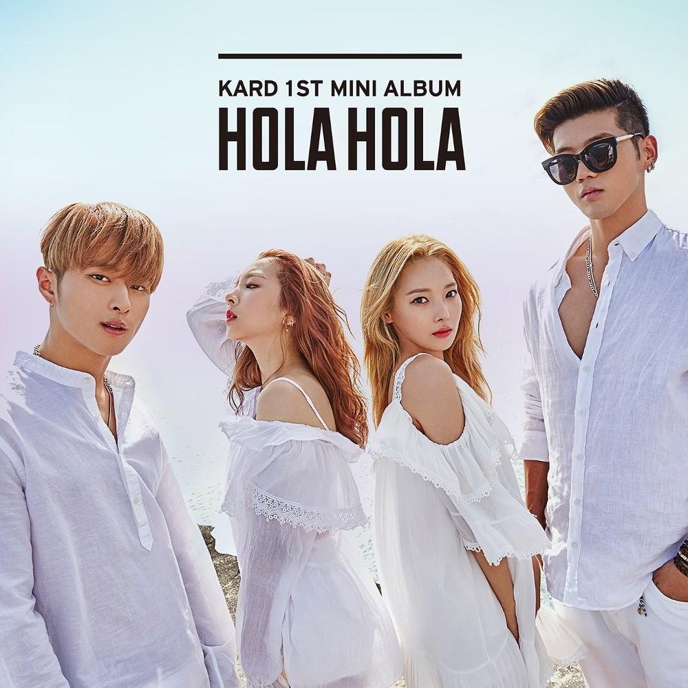 KARD (카드) – Hola Hola [FLAC / WEB] [2017.07.19]