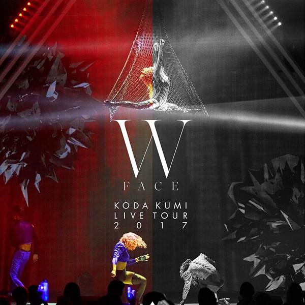 倖田來未 (Koda Kumi) – KODA KUMI LIVE TOUR 2017 -W FACE- [AAC / WEB] [2017.12.06]
