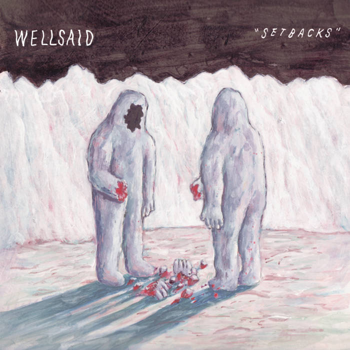 Wellsaid – Setbacks [FLAC + MP3 320] [2017.11.15]