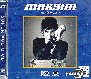 Maksim ‎- The Piano Player (2003/2004) SACD ISO