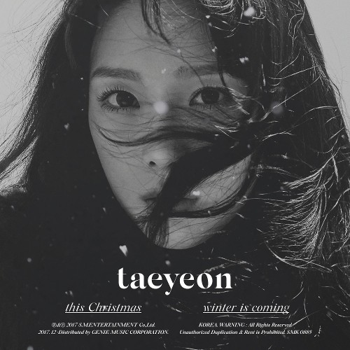 Taeyeon (태연) – This Christmas – Winter is Coming [FLAC + MP3 320 / WEB] [2017.12.12]