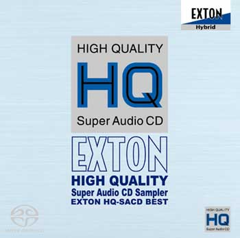 VA – EXTON HIGH QUALITY Super Audio CD Sampler vol.1 (2008) SACD DFF