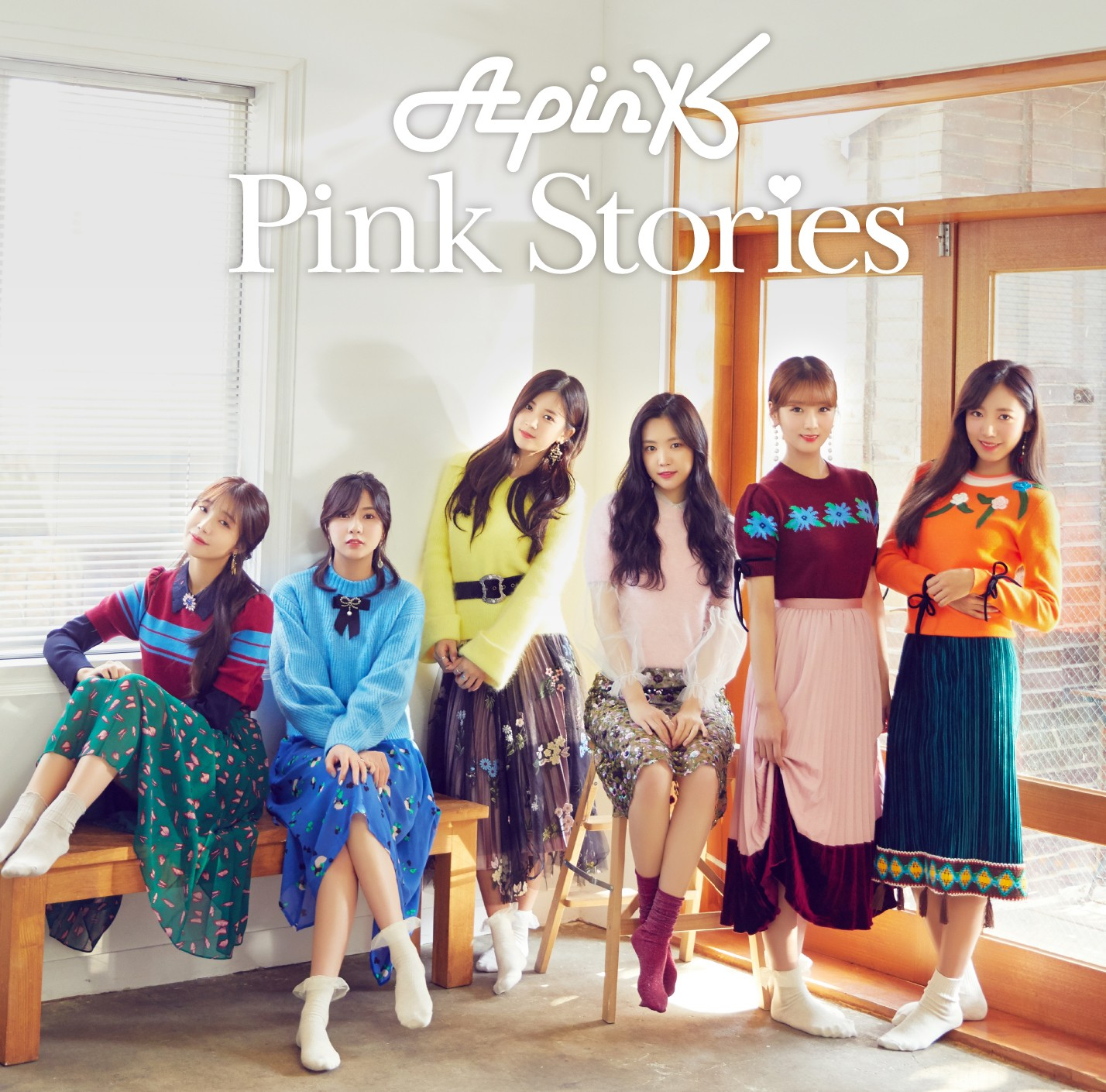 A Pink (에이핑크) – Pink Stories [FLAC + MP3 320 / CD] [2017.12.27]