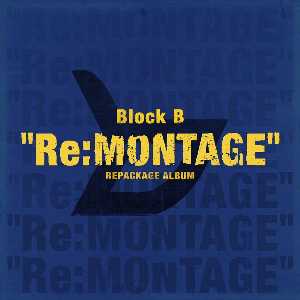 Block B (블락비) – Re:MONTAGE [FLAC + MP3 320 / WEB] [2018.01.08]