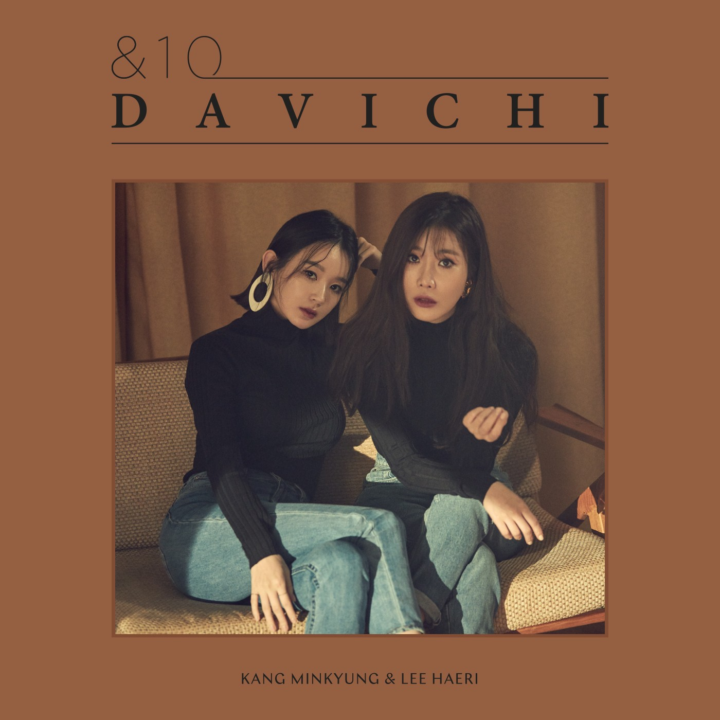 Davichi (다비치 ) – &10 [FLAC+MP3 320 / WEB] [2018.01.25]
