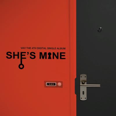 VAV – She's Mine [MQS WAV 24bit/48kHz]