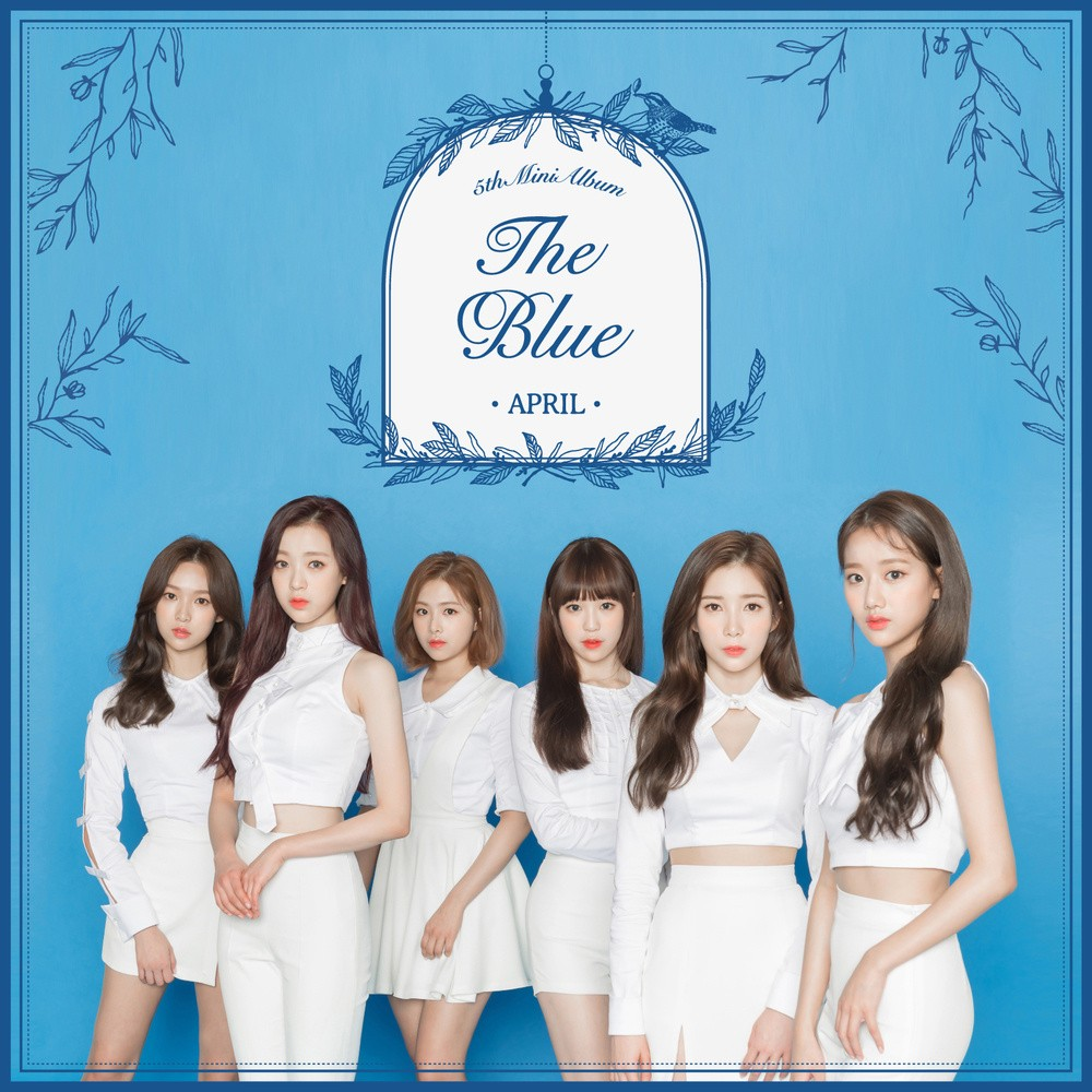 April (에이프릴) – The Blue [WAV / Lossless / WEB] [2018 03 12] – J