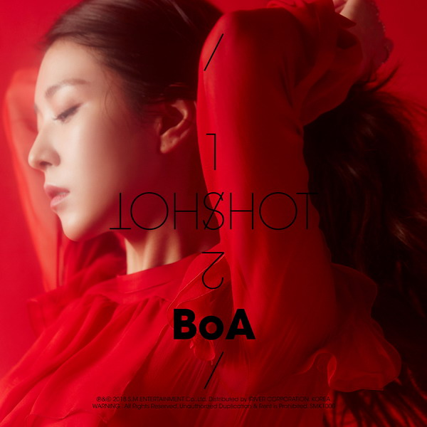 BoA (보아) – ONE SHOT, TWO SHOT [FLAC + MP3 320 / WEB] [2018.02.20]