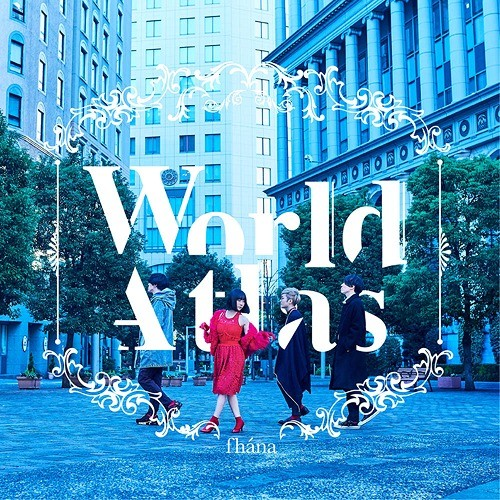 fhana – World Atlas [24bit Lossless + MP3 320 / WEB]  [2018.03.28]