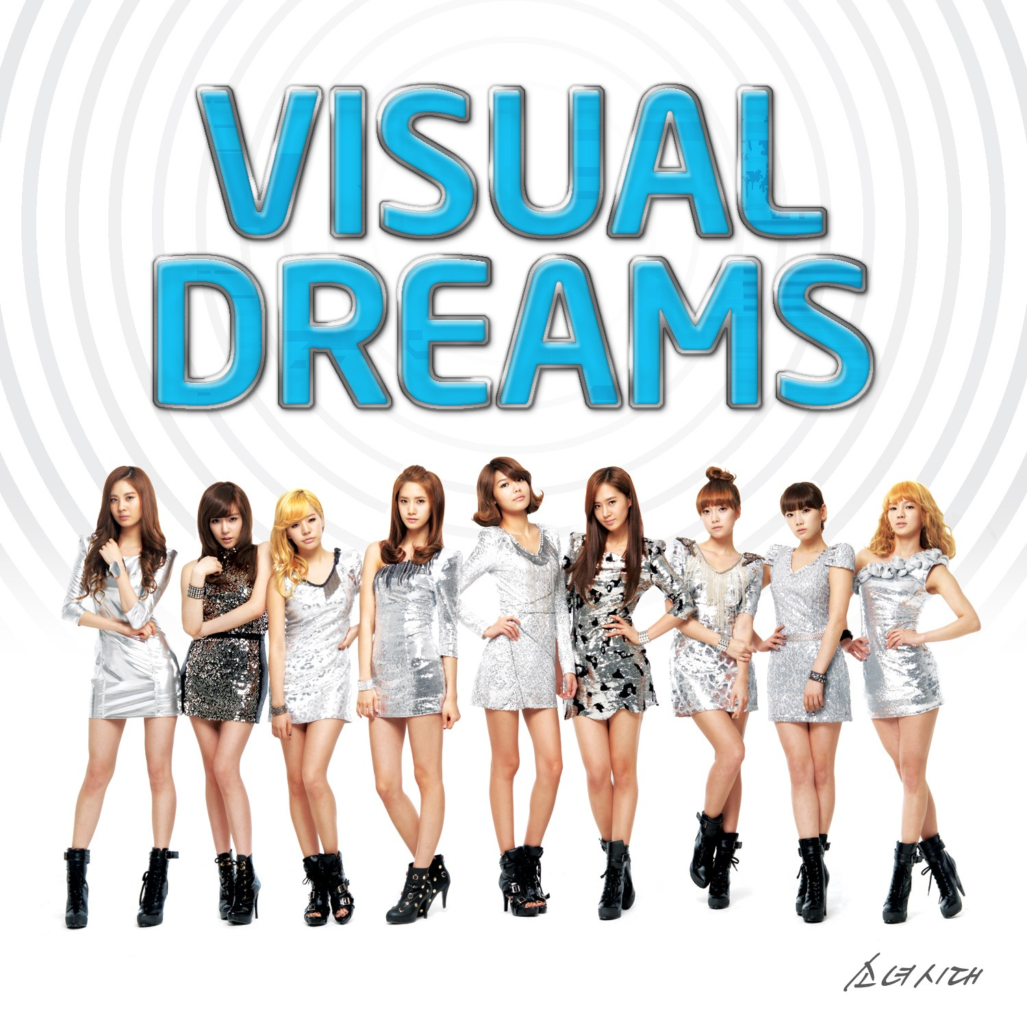 Girls' Generation (소녀시대) – Visual Dreams (POP! POP!) (2011) [MQS FLAC 24bit/96kHz]