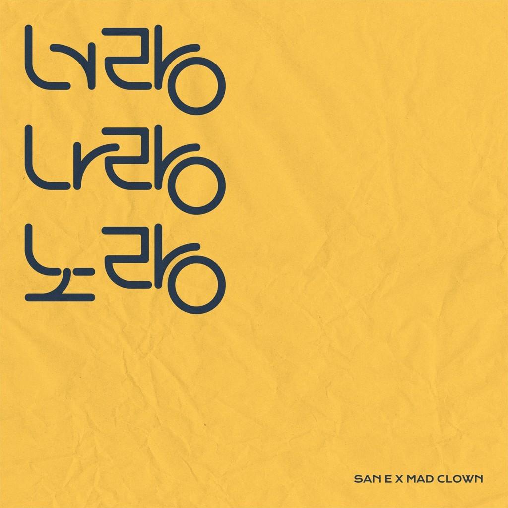 San E, Mad Clown (산이, 매드 클라운) – Butterfly (너랑나랑노랑) [24bit Lossless + MP3 320 / WEB] [2018.03.29]