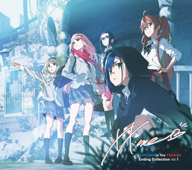 XX:me – DARLING in the FRANXX Ending Collection vol.1 [FLAC + MP3 320 / WEB] [2018.03.28]