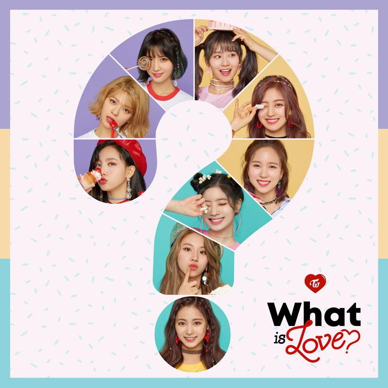 TWICE (트와이스) – What is Love? [FLAC + MP3 320 / CD] [2018.04.09]