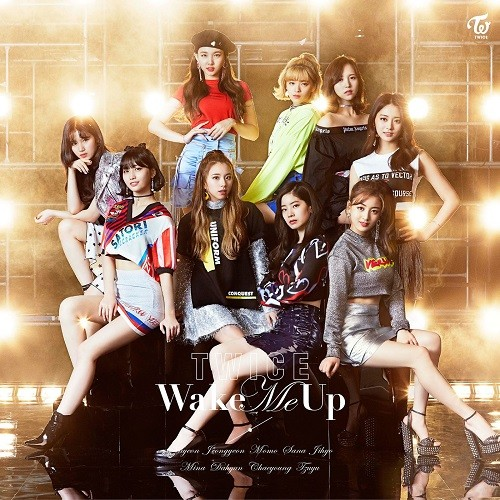 TWICE (트와이스) – Wake Me Up [FLAC + MP3 320 / WEB] [2018 05 16