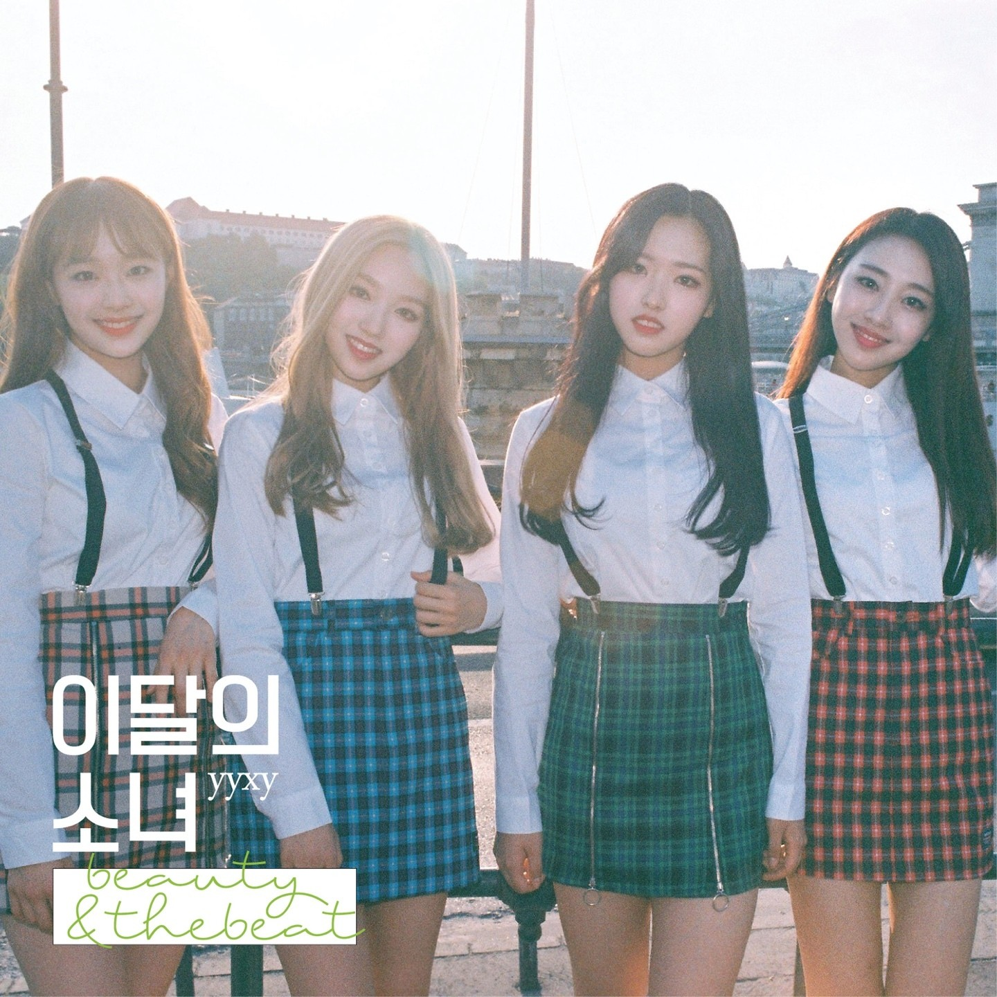 LOONA yyxy (이달의 소녀 yyxy) – beauty&thebeat [24bit Lossless + MP3 320 / WEB]  [2018.05.30]