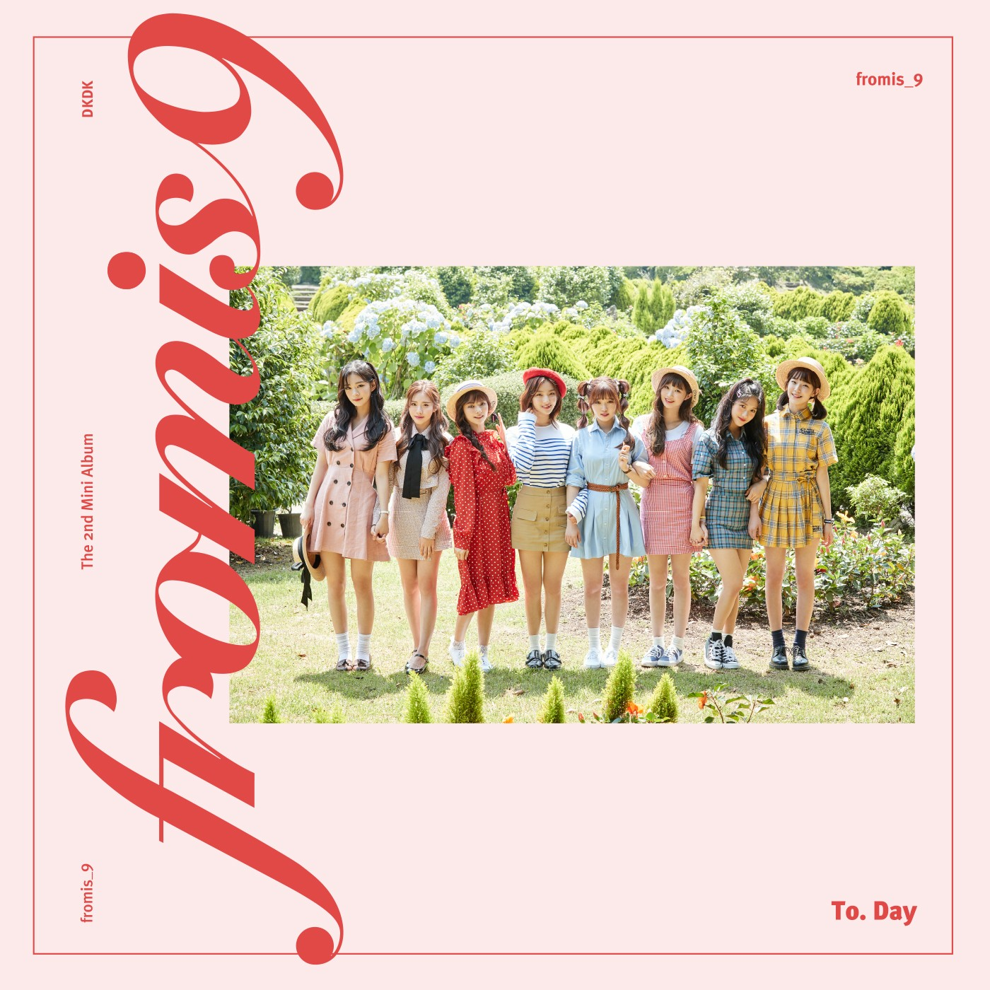 fromis_9 (프로미스나인) – To. Day [24bit Lossless + MP3 320 / WEB]  [2018.06.05]