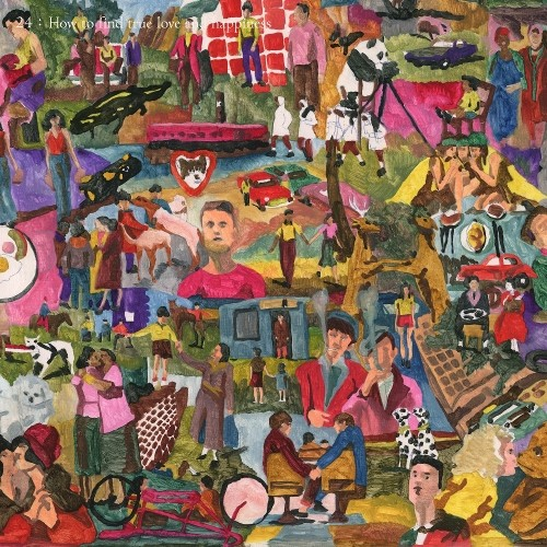 Hyukoh (혁오) – 24 : How to find true love and happiness (2018) [FLAC 24bit/48kHz]