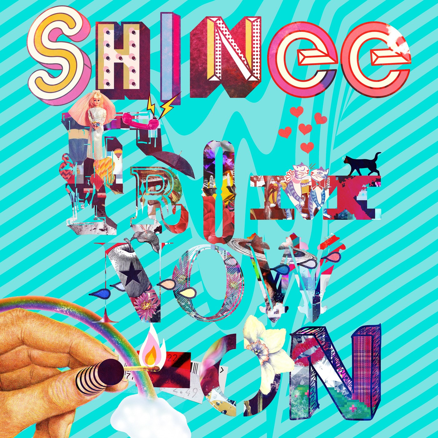 SHINee (샤이니) – FROM NOW ON – EP [FLAC + MP3 320 / WEB] [2018.05.23]