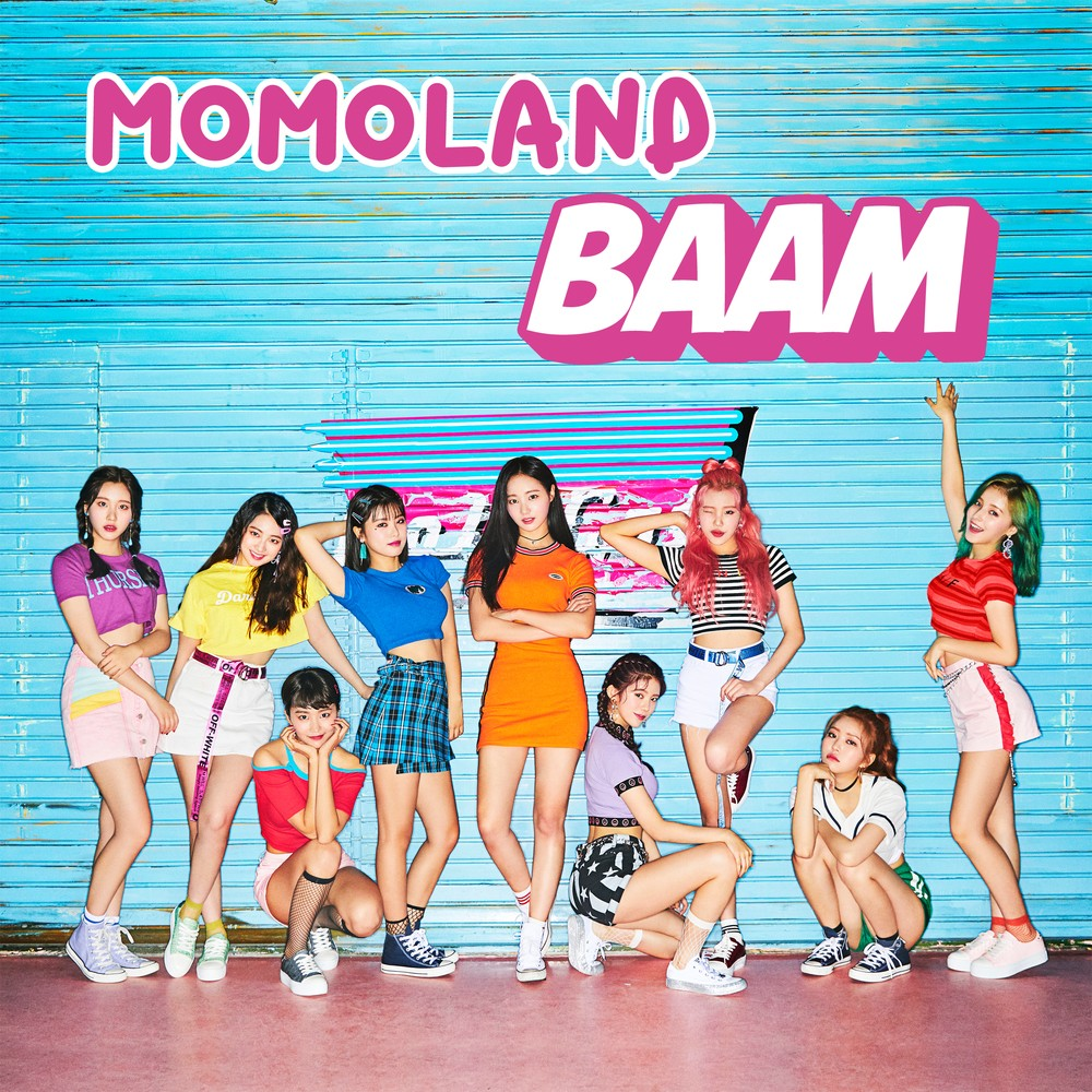 MOMOLAND (모모랜드) – Fun to The World [24bit Lossless + MP3 320 / WEB]  [2018.06.26]
