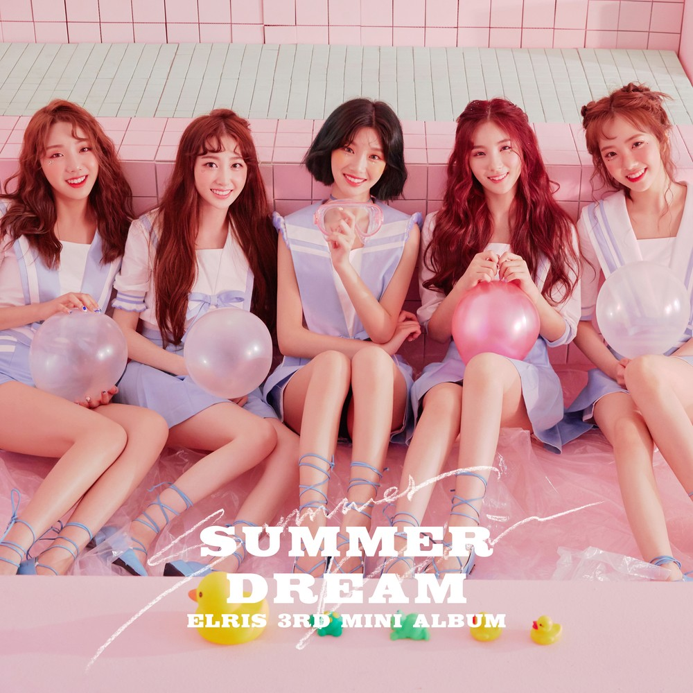 ELRIS (엘리스) – SUMMER DREAM [FLAC + MP3 320 / WEB] [2018.06.28]